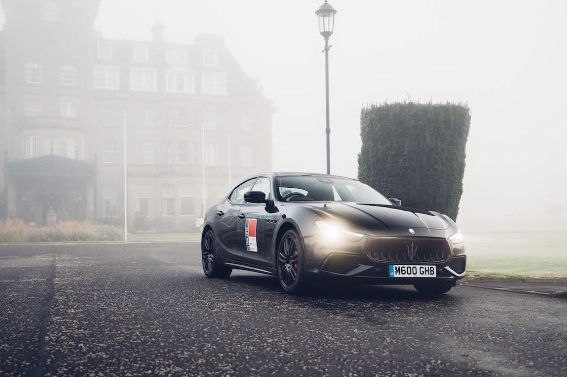 Gleneagles Hotel - Maserati Ghibli