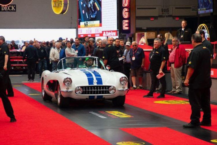 1957 Chevrolet Corvette SRIII