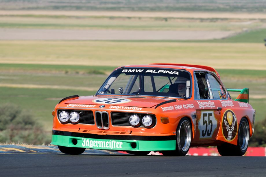 1973 BMW 3.5 CSL