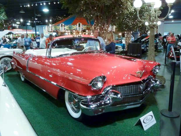 1956 Cadillac Series 62 Convertible