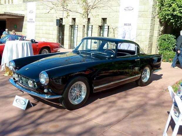 1958 Ferrari 250 GT Ellena Coupe