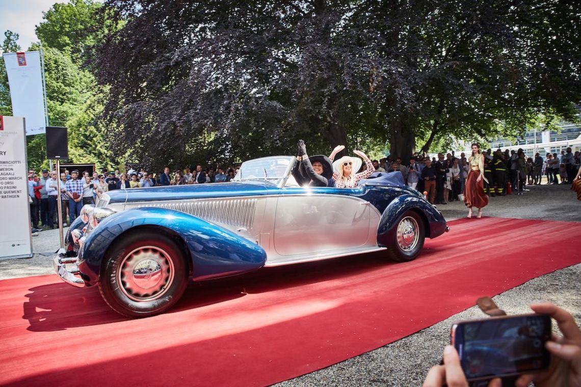 1937 Lancia Astura Serie IV by Pinin Farina