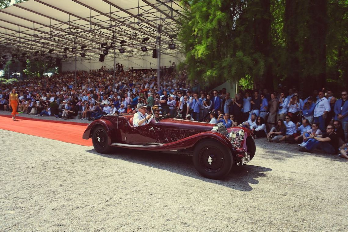 1935 Squire 1.5 Litre Long Chassis 4-Seater Tourer by Ranalah
