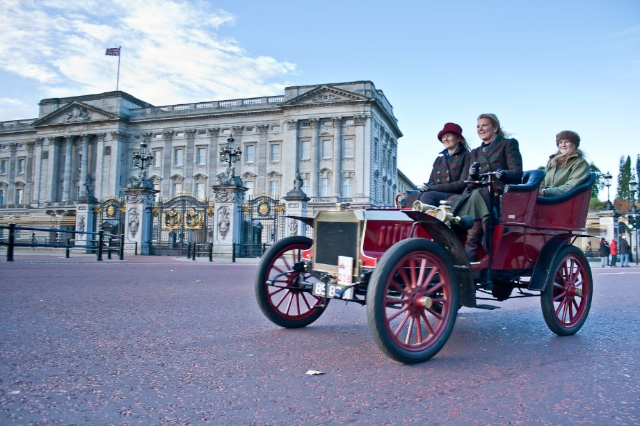 London to Brighton Veteran Car Run 2014 Information