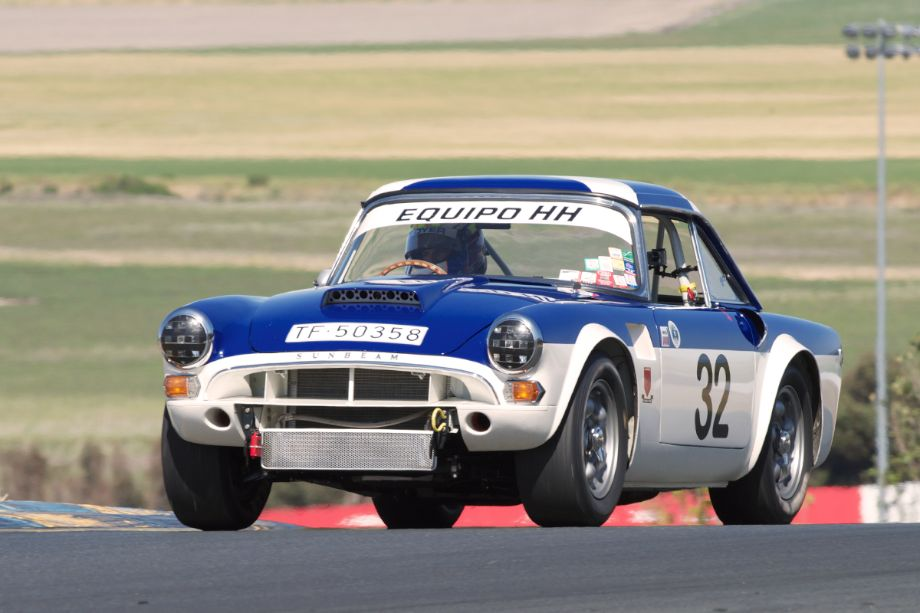1965 Sunbeam Monster Tiger