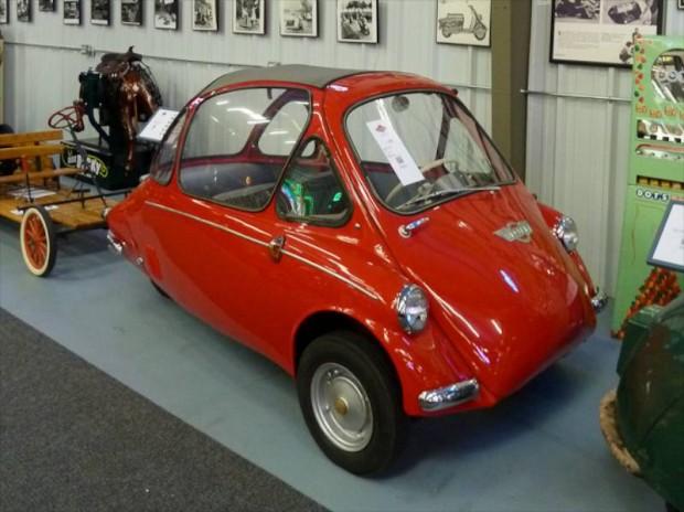 1962 Trojan 200 Coupe