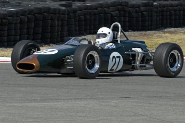 Dave Sweeney, 1965 Brabham BT14