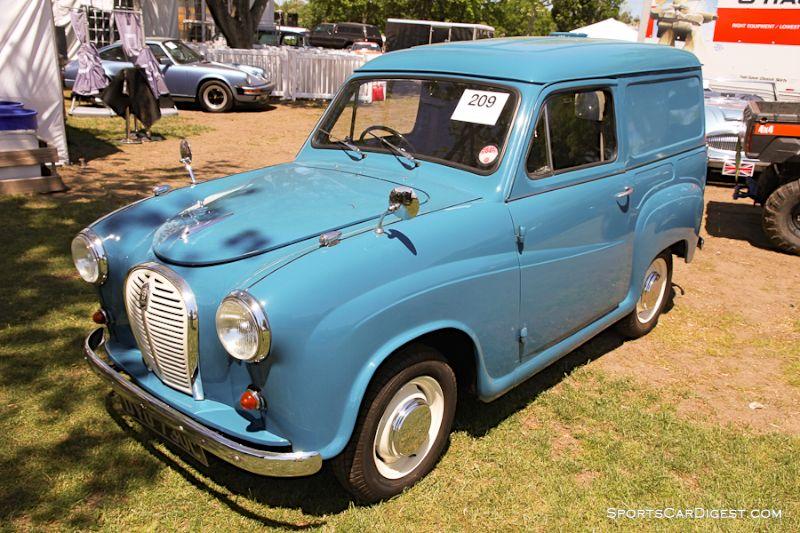1965 Austin A35 Van