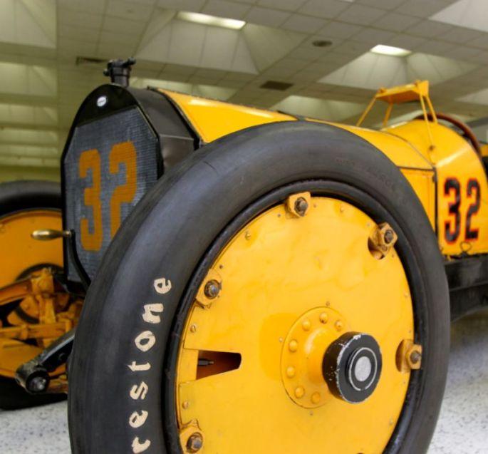 Marmon Wasp, 1911 Indianapolis 500 Winner