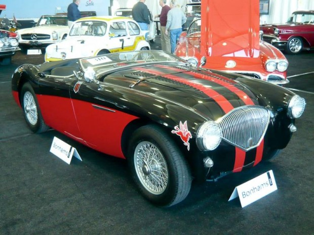 1956 Austin-Healey 100M For sale