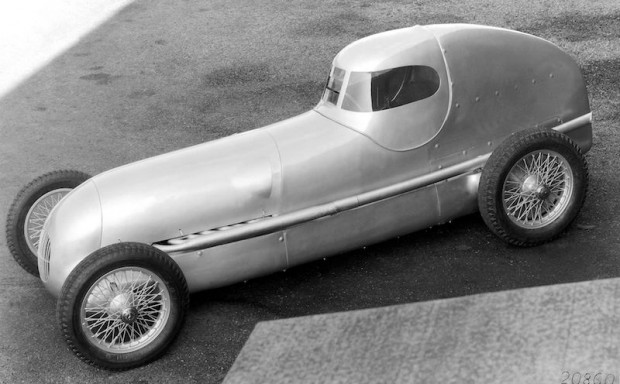 1934 Mercedes-Benz W25 racing sedan, Rudolf Caracciola.