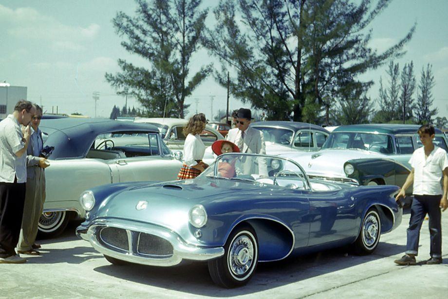 Oldsmobile concept car, 1956 Sebring 12 Hours