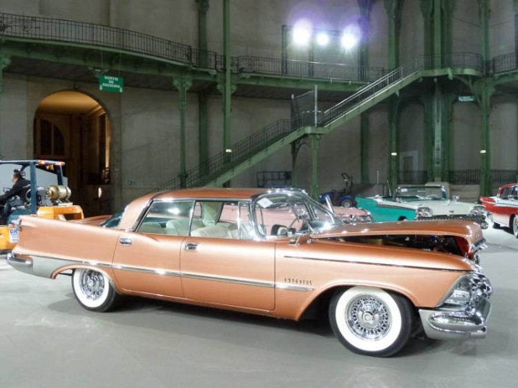 1959 Imperial Crown 4-Dr. Hardtop