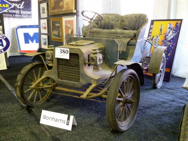 1907 REO Model B Runabout