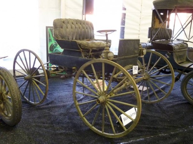 1908 Success Model C Auto Buggy
