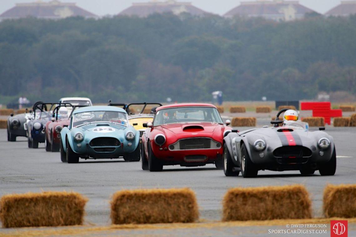 Amelia Island Vintage Grand Prix 2016
