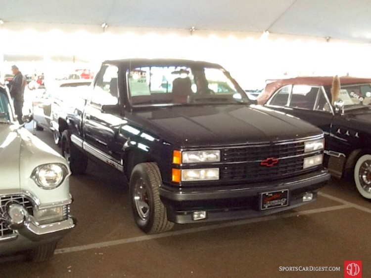 1990 Chevrolet C1500 454 SS Pickup
