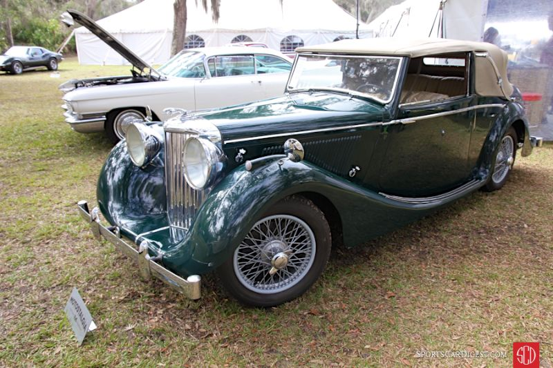 1948 Jaguar Mark V 3.5 Drophead Coupe