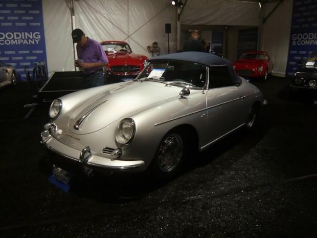1960 Porsche 356B Roadster for sale