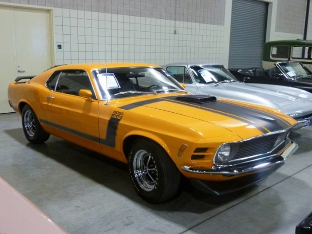 1970 Ford Mustang Boss 302 Fastback