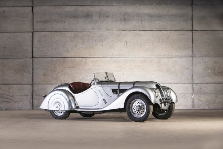1938 Frazer Nash-BMW 328 Roadster