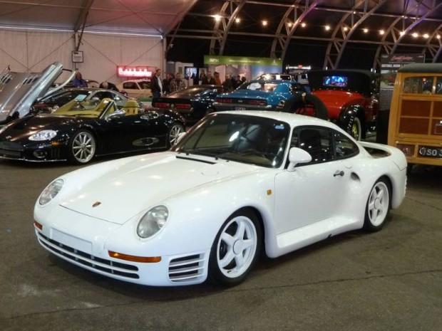 1986 Porsche 959 Prototype Coupe