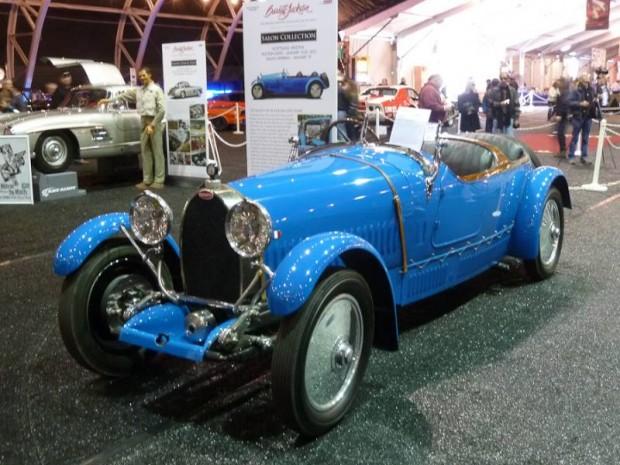 1927 Bugatti Type 38 4-Seat Open Tourer