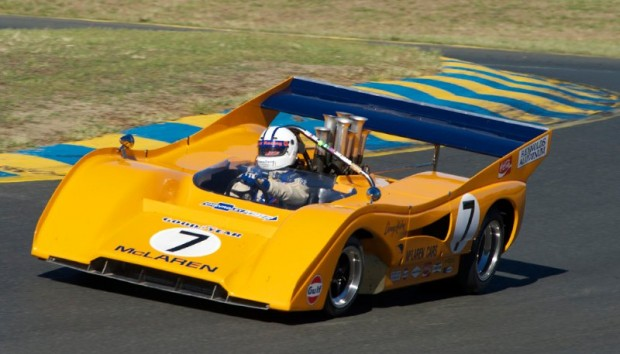 1971 McLaren M8F of Chris MacAllister