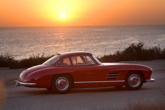 1955 Mercedes-Benz 300 SL Gullwing Coupe