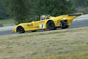 Lola T294/Jamey Mazzotta going into Turn 7.