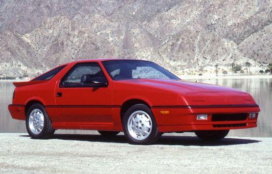 1987 Dodge Daytona Z