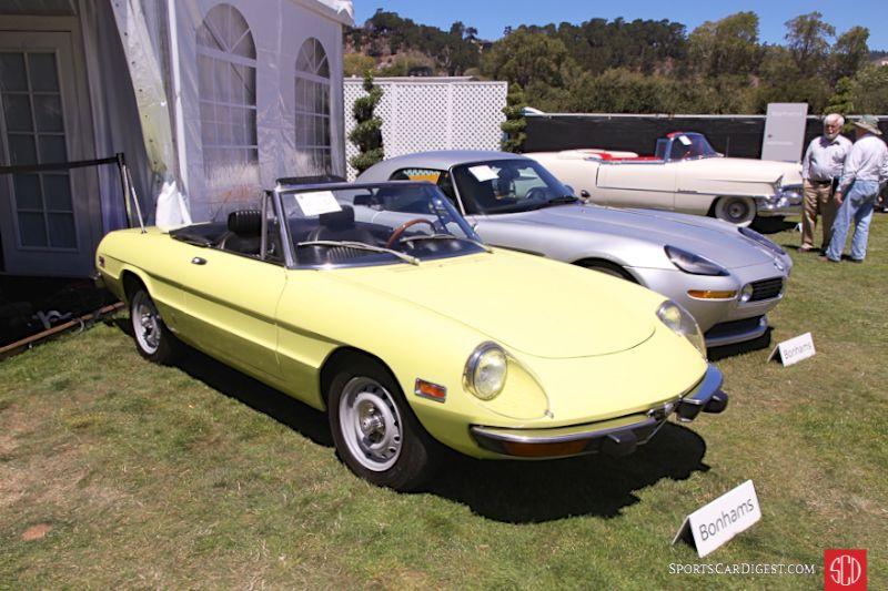 1973 Alfa Romeo 2000 Veloce Spider, Body by Pininfarina