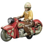 1952 Charly 1005 by Schuco – Model Car Profile