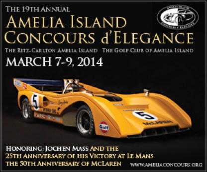 Amelia Island Concours