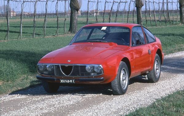 Alfa Romeo 1300 Junior Zagato