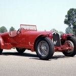 Alfa Romeo Factory Team Supports 2010 Mille Miglia