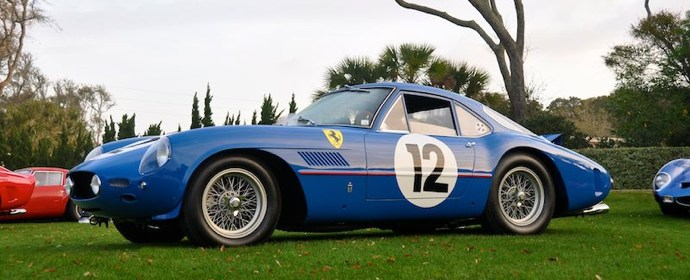 Ferrari 250 GT Sperimentale