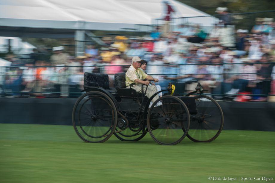1907 Holsman 11 High Wheeler