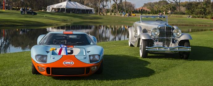 2013 Amelia Island Concours Best of Show Winners (photo: Dirk de Jager)