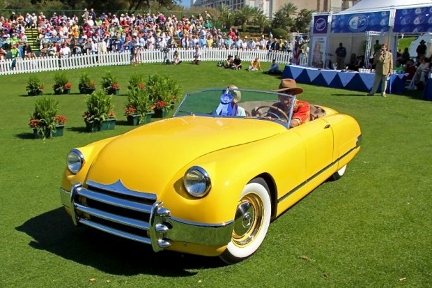 1949 Kurtis Sports Car