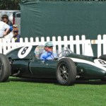 Petty, Moss and Garlits at Amelia Island Concours