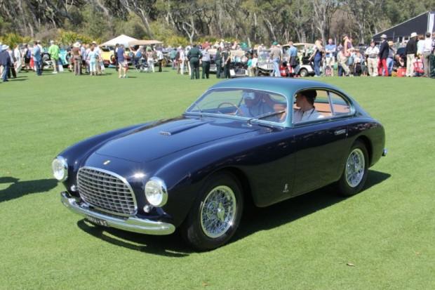 1951 Ferrari 212 Export Vignale