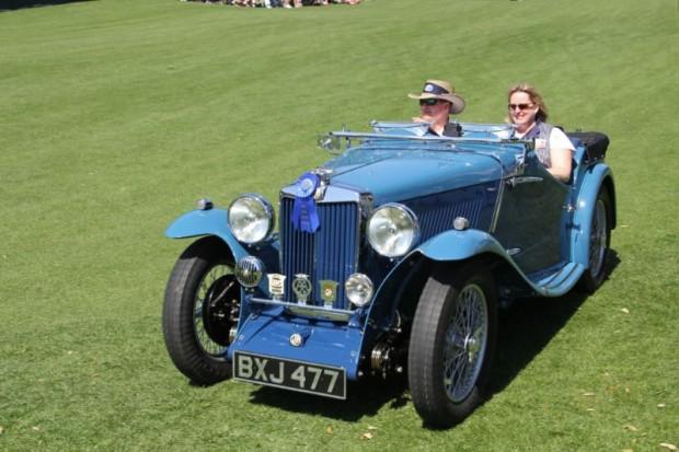 1935 MG NB Magnette