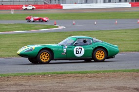 Andrew Smith Marcos 1800GT won Class B1