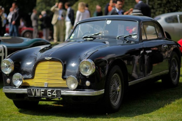 1950 Aston Martin DB2 Coupé