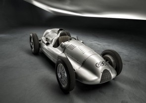 Auto Union twin-supercharger Type D