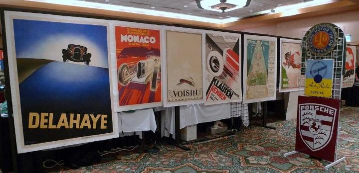 Automobilia Monterey 2012