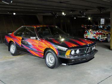 Ernst Fuchs BMW 635CSi, 1982