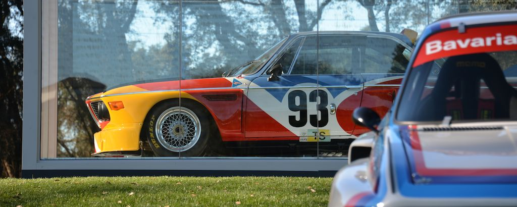 1975 BMW 3.5 CSL Alexander Calder Art Car