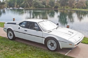 <strong>Exotics to 1987 - 1980 BMW M1, Chris Provo, San Francisco, CA</strong>